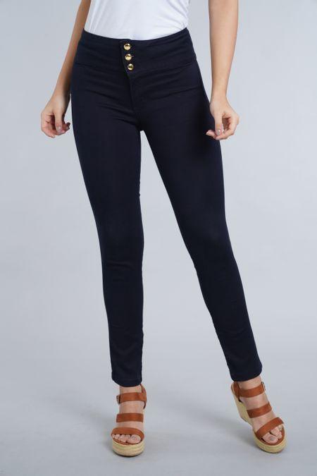Pantalon Para Mujer Color Azul Compra Ahora Surtitodo Surtitodo