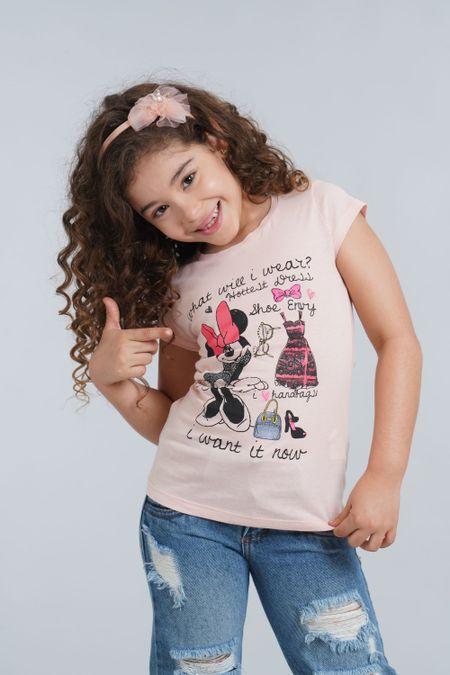 Camiseta para Niña Color Naranja Ref: 103915 - CCU - Talla: 6