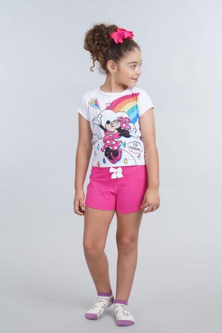 Pijama para Niña Color Blanco Ref: 103749 - Confetex - Talla: 2