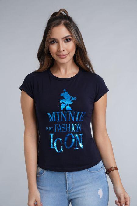 Blusa para Mujer Color Azul Ref: 103824 - CCU - Talla: M