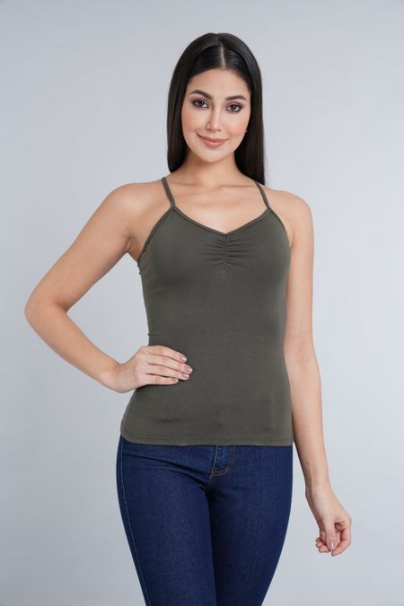 Blusa para Mujer Color Verde Ref: 000003 - CCU - Talla: L