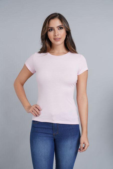 Camiseta para Mujer Color Rosado Ref: 005137 - CCU - Talla: S