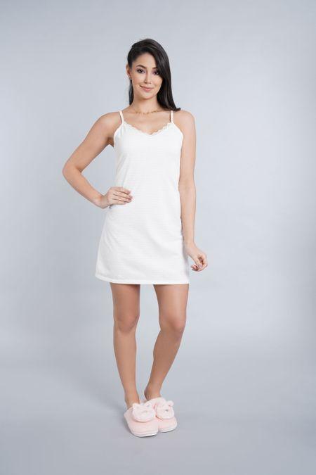 Pijama para Mujer Color Marfil Ref: 010779 - CCU - Talla: XL