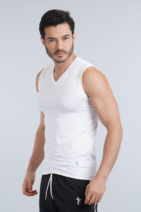 Camiseta para Hombre Color Blanco Ref: 018059 - Sex - Talla: S