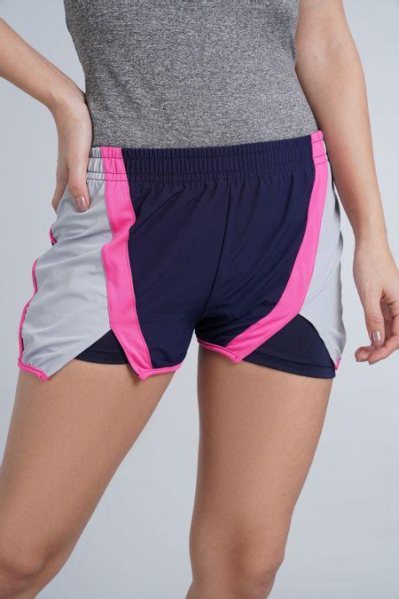 Short para Mujer Color Azul Ref: 105010 - Weekly - Talla: S