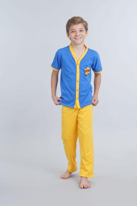 Pijama para Niño Color Azul Ref: 001685 - Kalor - Talla: 2
