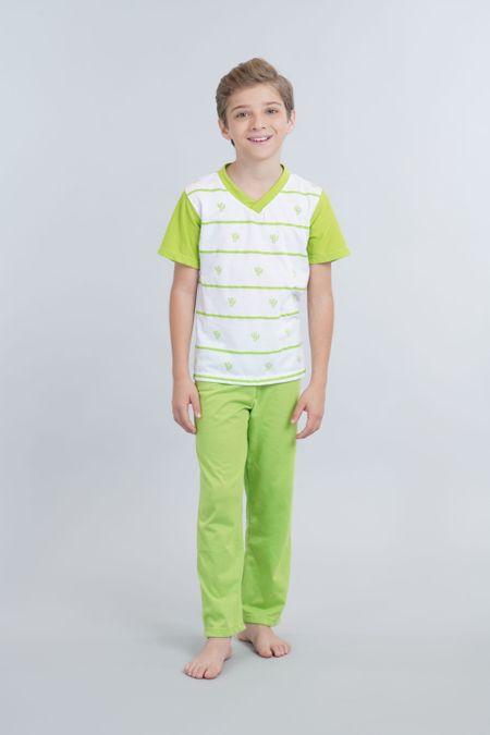 Pijama para Niño Color Blanco Ref: 001775 - Kalor - Talla: 2