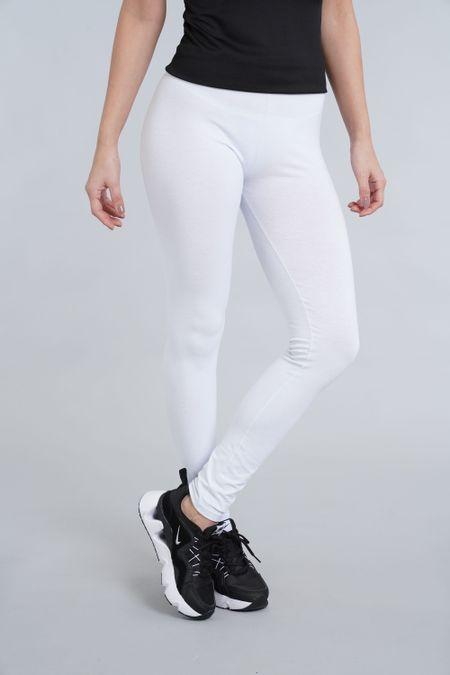 Leggin para Mujer Color Blanco Ref: 007108 - CCU - Talla: S