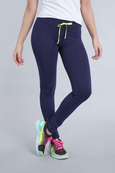 Pantalon para Mujer Color Azul Ref: 003115 - CCU - Talla: S