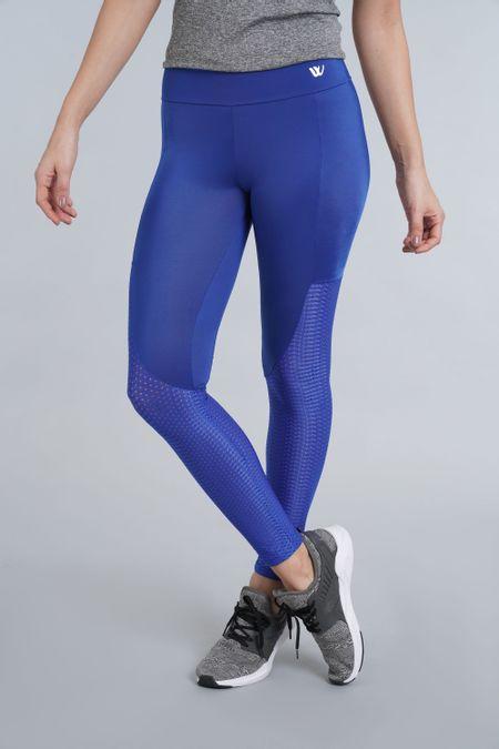 Leggin para Mujer Color Azul Ref: 201014 - Weekly - Talla: S