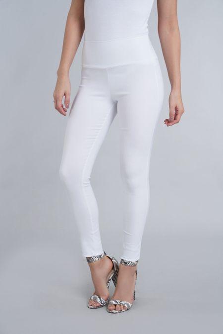 Leggin para Mujer Color Blanco Ref: 101300 - E.U - Talla: 8