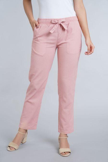Pantalon para Mujer Color Rosado Ref: 003557 - E.U - Talla: 12