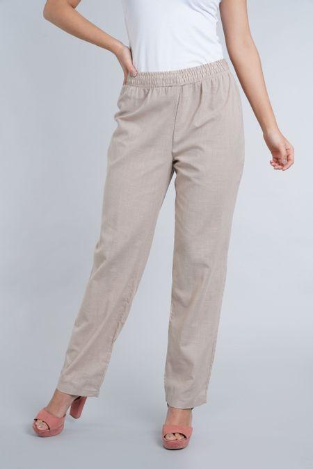 Pantalon para Mujer Color Marfil Ref: 100729 - E.U - Talla: 14