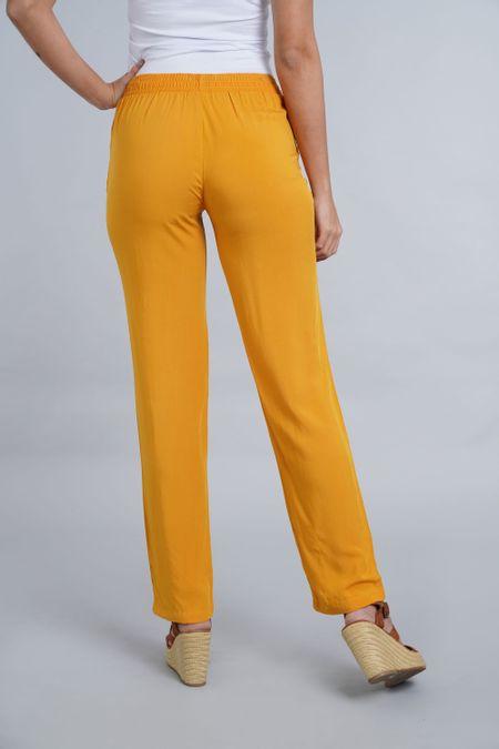 Pantalon para Mujer Color Amarillo Ref: 100984 - E.U - Talla: 12