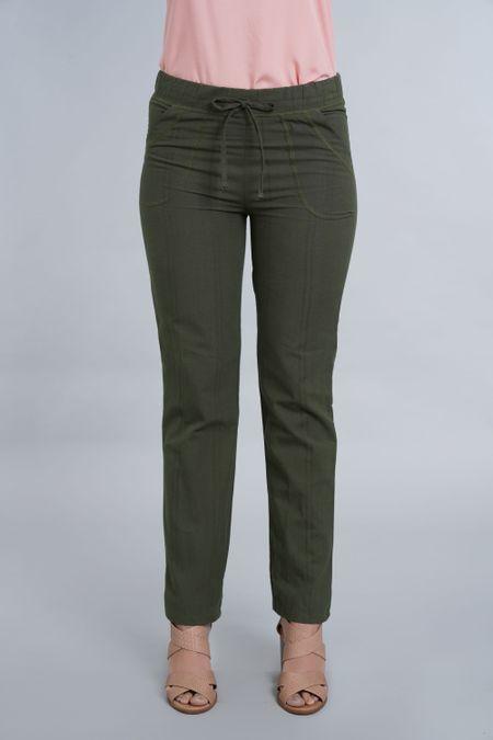 Pantalon para Mujer Color Verde Ref: 006140 - Colditex - Talla: S