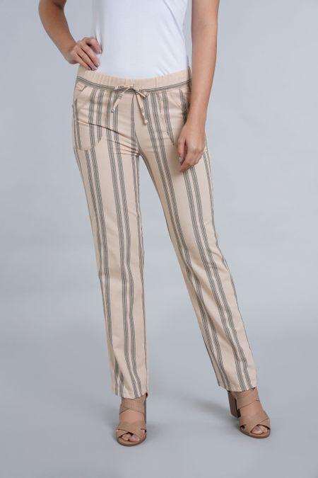 Pantalon para Mujer Color Cafe Ref: 206140 - Colditex - Talla: S