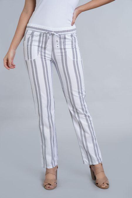 Pantalon para Mujer Color Blanco Ref: 206140 - Colditex - Talla: S