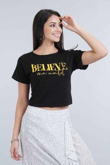 Blusa para Mujer Color Negro Ref: 003539 - CCU - Talla: L