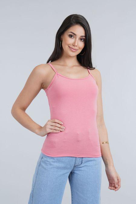 Blusa para Mujer Color Rosado Ref: 005300 - CCU - Talla: S