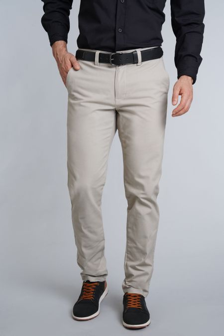 Pantalon para Hombre Color Marfil Ref: 101559 - E.U - Talla: 28