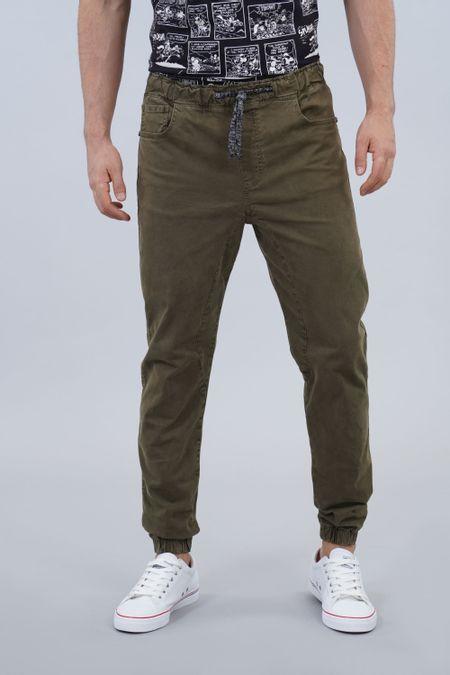 Jogger para Hombre Color Verde Ref: 103379 - E.U - Talla: 28
