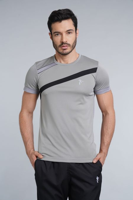 Camiseta para Hombre Color Gris Ref: 008357 - Nki - Talla: S