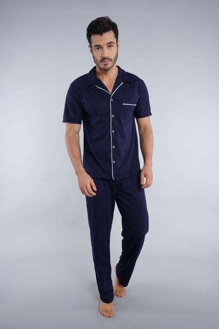 Pijama para Hombre Color Azul Ref: 001839 - Kalor - Talla: S