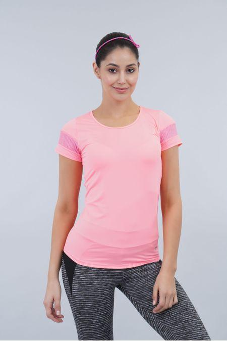 Blusa para Mujer Color Rosado Ref: 103058 - Weekly - Talla: S