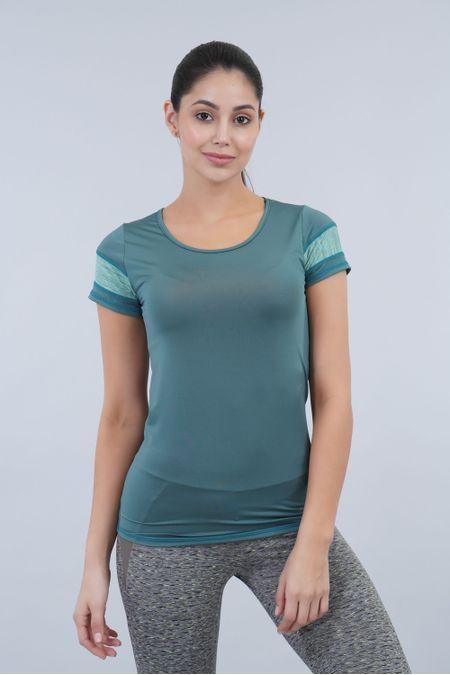 Blusa para Mujer Color Verde Ref: 103058 - Weekly - Talla: S