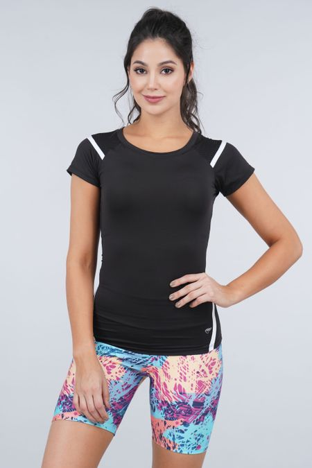 Blusa para Mujer Color Negro Ref: 103063 - Weekly - Talla: S