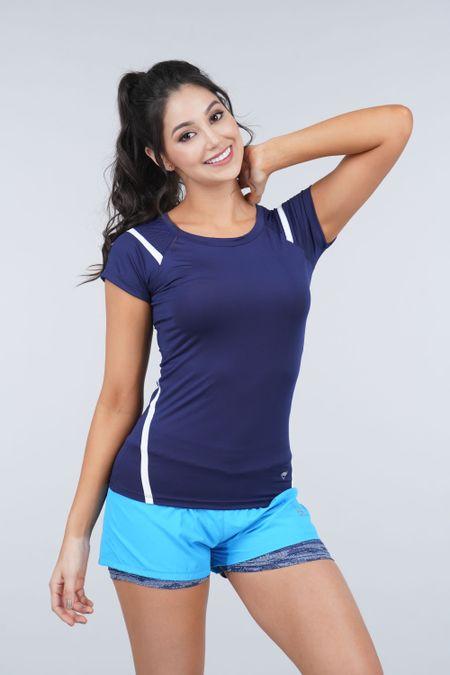 Blusa para Mujer Color Azul Ref: 103063 - Weekly - Talla: S
