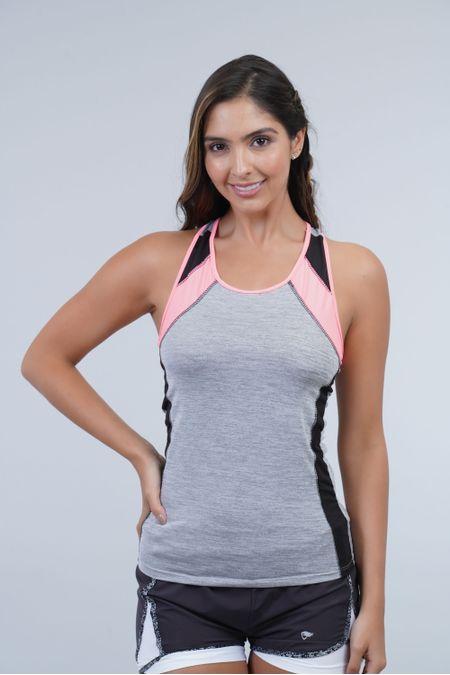 Blusa para Mujer Color Gris Ref: 103064 - Weekly - Talla: S