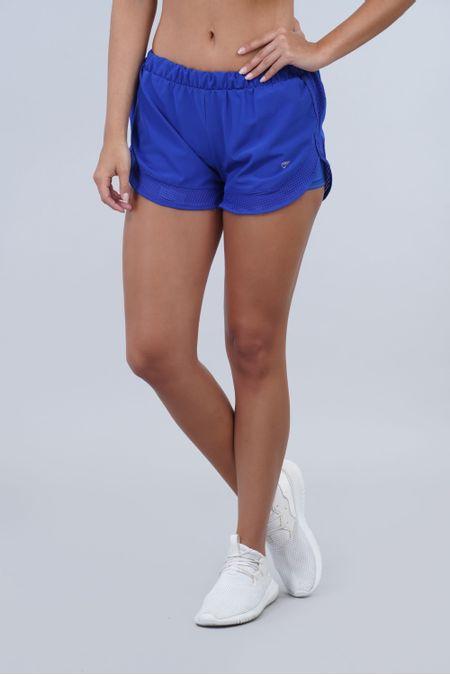 Short para Mujer Color Azul Ref: 105012 - Weekly - Talla: S