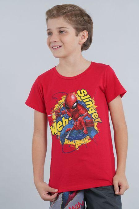 Camiseta para Niño Color Rojo Ref: 203264 - CCU - Talla: 6