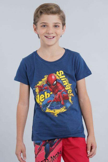 Camiseta para Niño Color Azul Ref: 203264 - CCU - Talla: 6