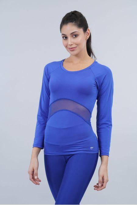 Buzo para Mujer Color Azul Ref: 106004 - Weekly - Talla: S