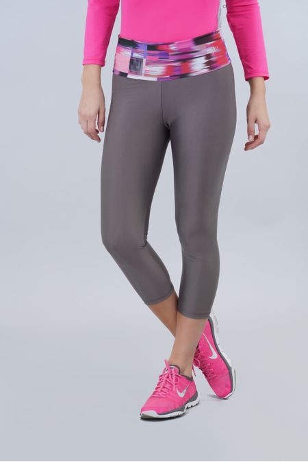 Capry para Mujer Color Gris Ref: 202010 - Weekly - Talla: S