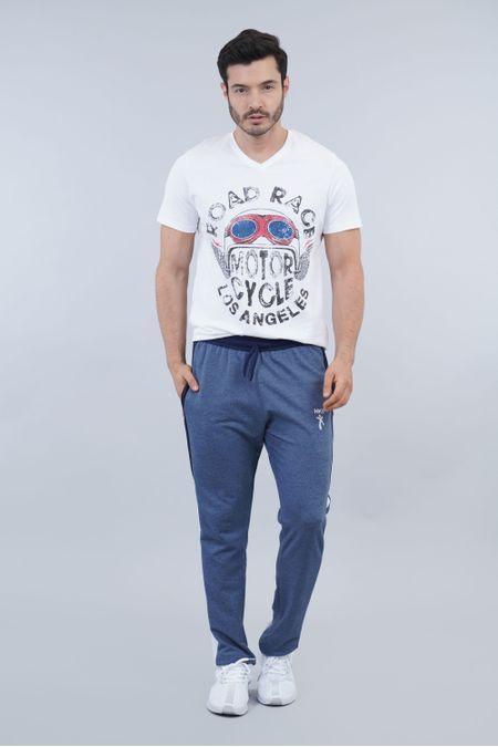 Sudadera para Hombre Color Azul Ref: 002366 - Nki - Talla: S