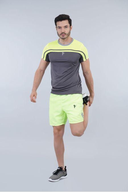 Pantaloneta para Hombre Color Verde Ref: 009700 - Nki - Talla: S