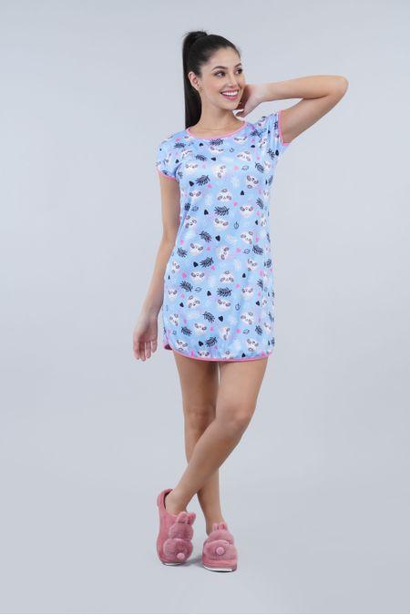 Pijama para Mujer Color Verde Ref: 002304 - Ambil - Talla: M