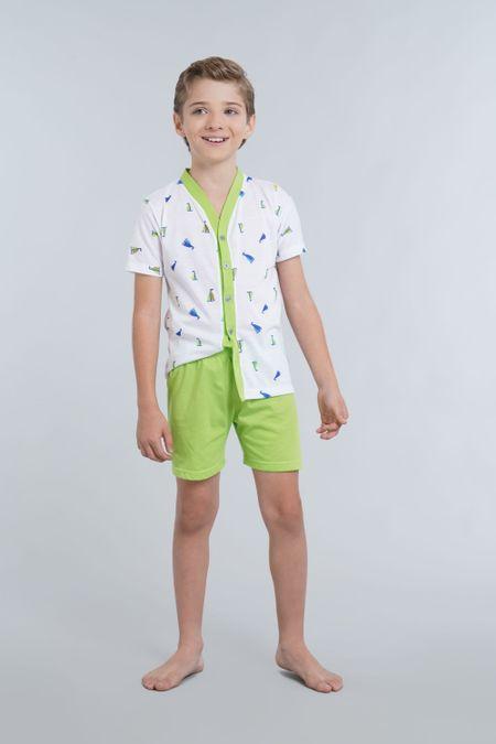 Pijama para Niño Color Blanco Ref: 001840 - Kalor - Talla: 2