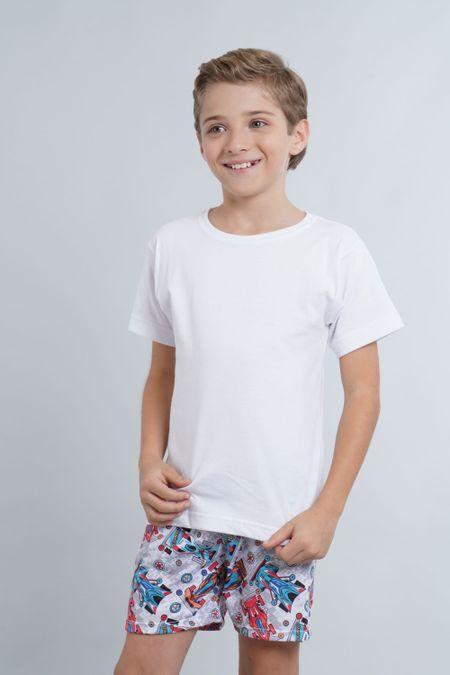 Camiseta para Niño Color Blanco Ref: 031029 - Aritex - Talla: 12