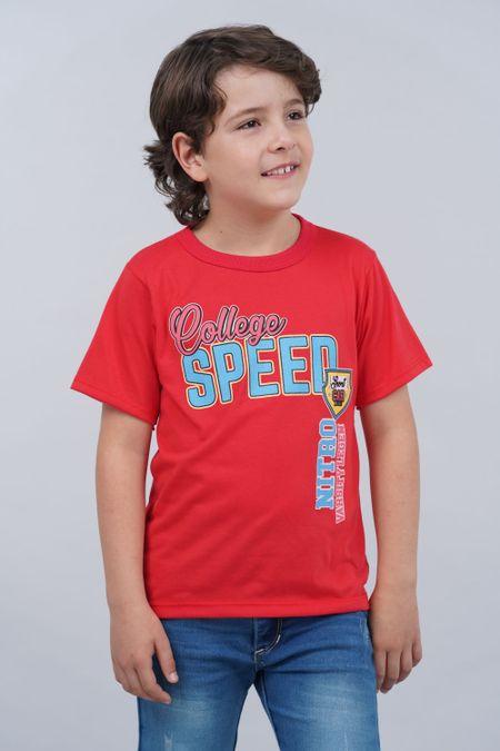 Pack x 2 Camiseta para Niño Color Surtido Ref: C15078 - Ambil - Talla: 2