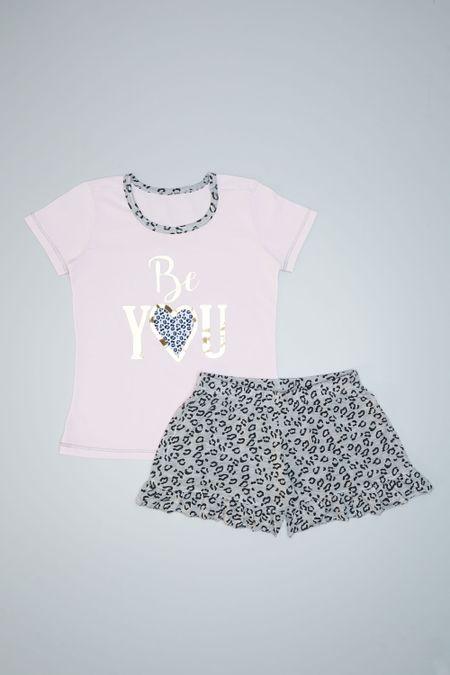 Pijama para Niña Color Rosado Ref: 001938 - CCU - Talla: 6