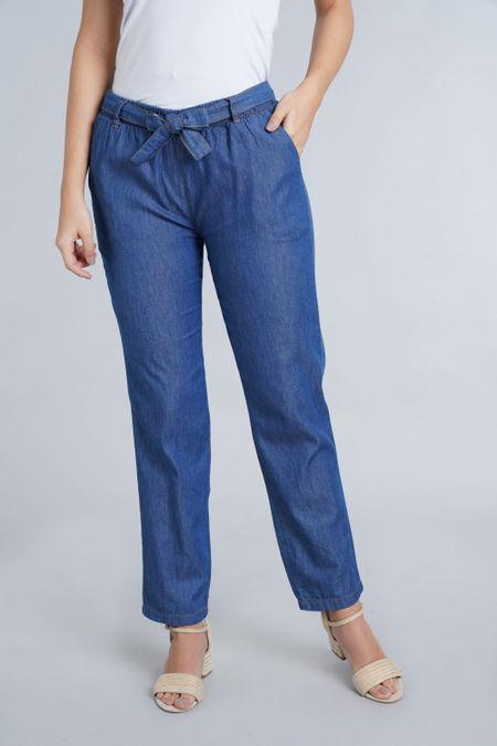Jean para Mujer Color Azul Ref: 101433 - E.U - Talla: 10