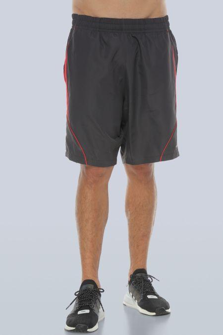 Pantaloneta para Hombre Color Gris Ref: 021296 - Racketball - Talla: S
