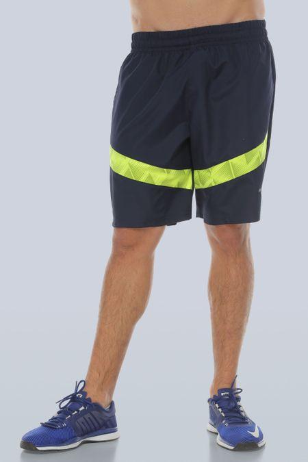 Pantaloneta para Hombre Color Negro Ref: 021297 - Racketball - Talla: S