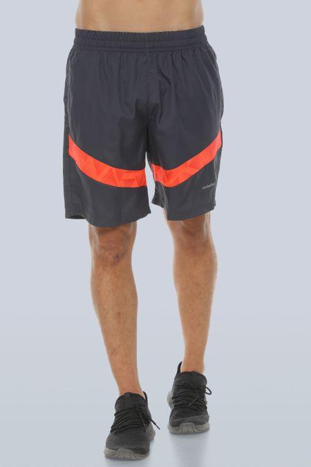 Pantaloneta para Hombre Color Gris Ref: 021297 - Racketball - Talla: S