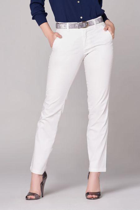 Pantalon para Mujer Color Blanco Ref: 103231 - E.U - Talla: 6