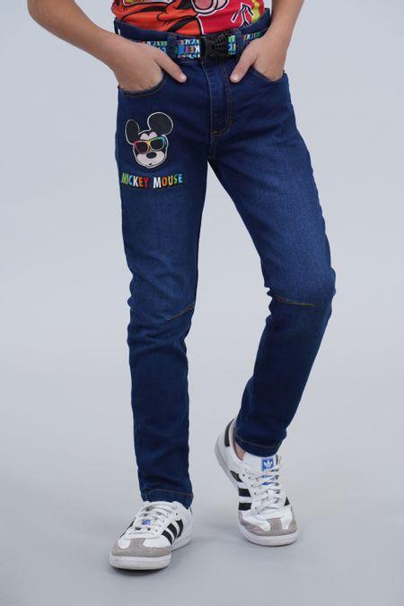 Jean para Niño Color Azul Ref: 113023 - Tex Sion - Talla: 6
